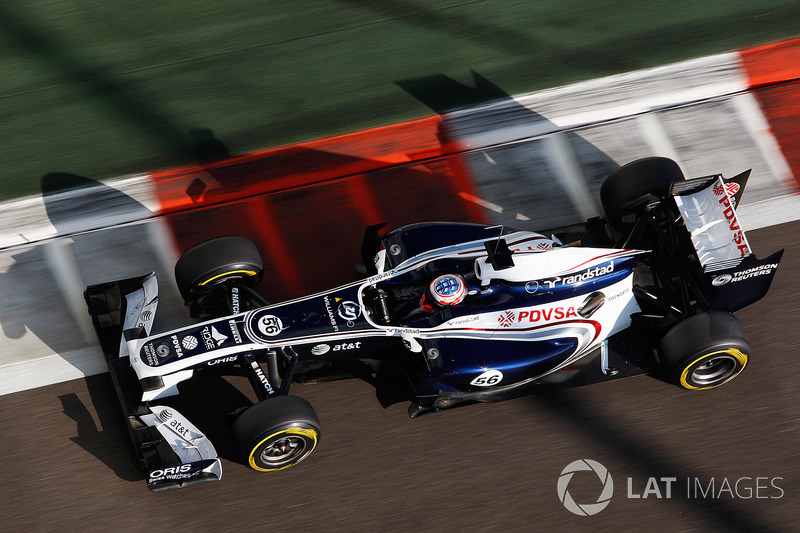 2011: Williams-Cosworth FW33