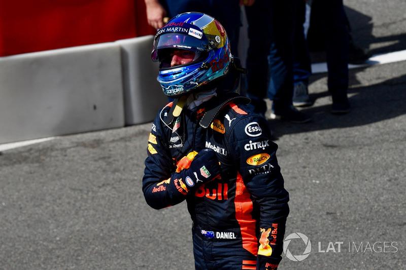 Monaco - Daniel Ricciardo, Red Bull