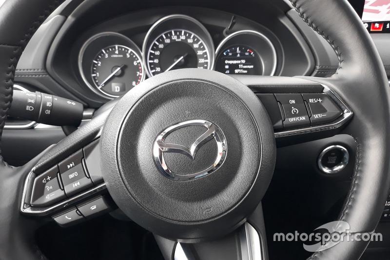 Кермо Mazda CX-5