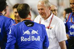 Helmut Markko, Red Bull Racing