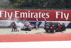 Daniil Kvyat, Scuderia Toro Rosso, kaza sonrası