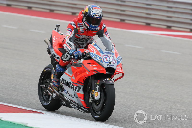 5. Andrea Dovizioso, Ducati Team