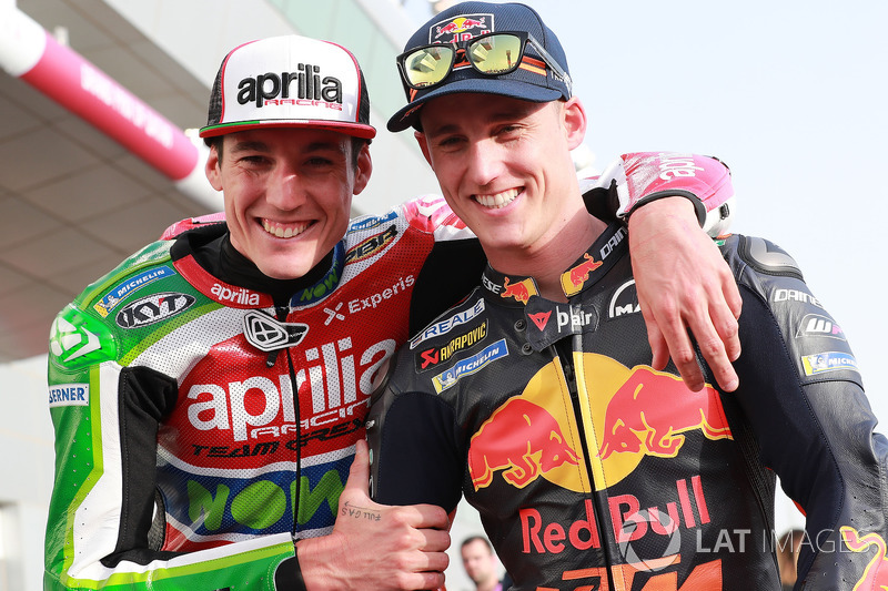Aleix and Pol Espargaro, Red Bull KTM Factory Racing
