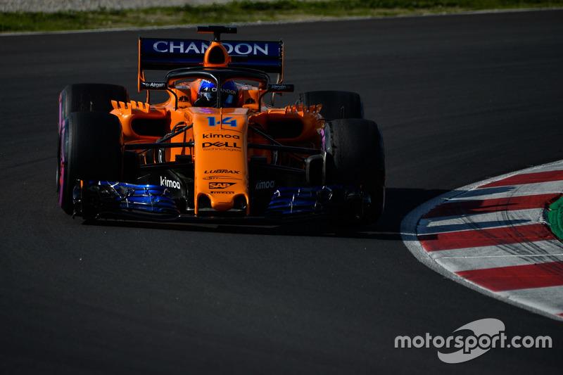 Fórmula 1 Nuevo año