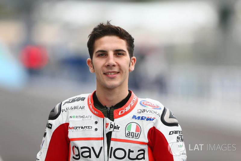 Andrea Migno, Angel Nieto Team Moto3
