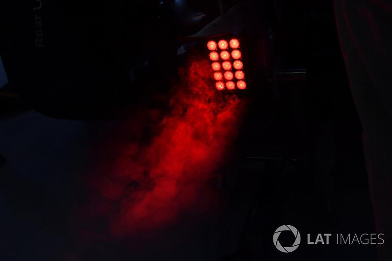 Rear LED light