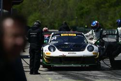 #24 Alegra Motorsports Porsche 911 GT3 R: Michael Christensen, Spencer Pumpelly