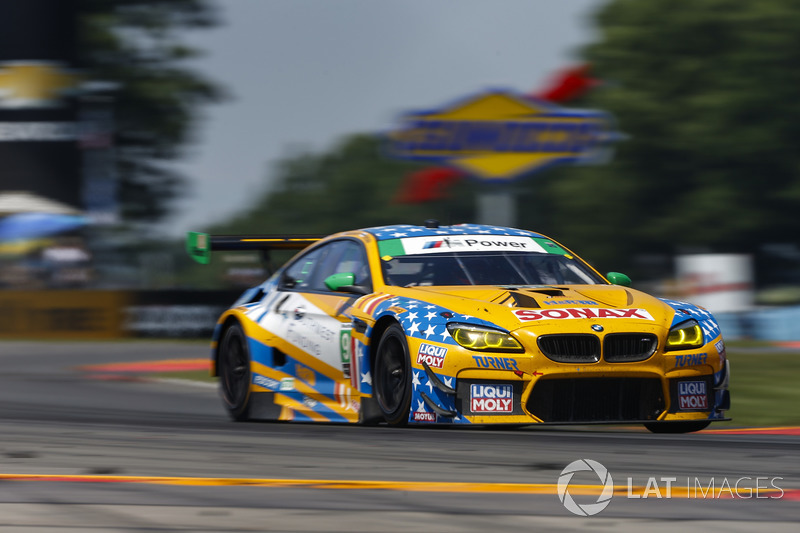 #96 Turner Motorsport BMW M6 GT3, GTD: Dillon Machavern, Bill Auberlen, Don Yount