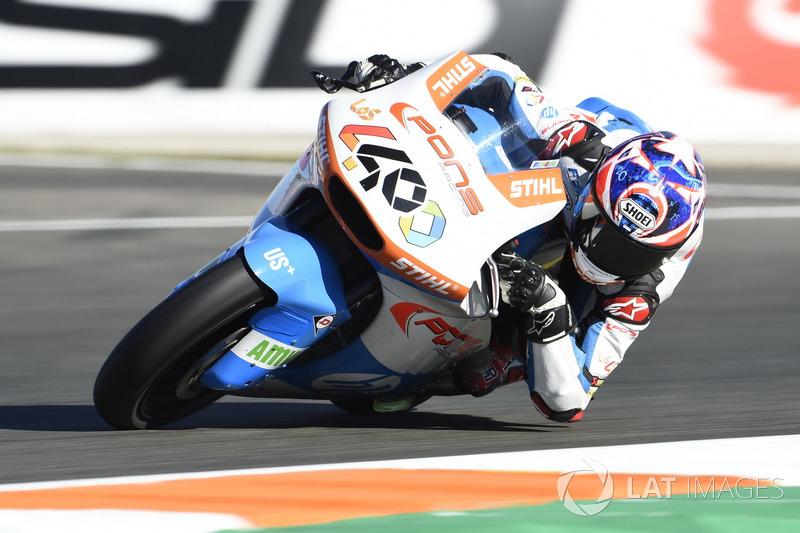 #40 Fabio Quartararo (Moto2) - 2017