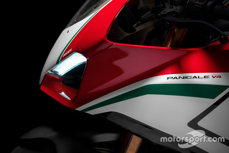 Ducati Panigale V4 Speciale, dettaglio