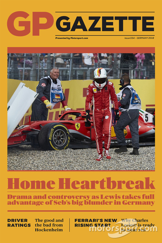 GP Gazette 034 German GP