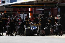 Пит-стоп: Нико Хюлькенберг, Renault Sport F1 Team RS18