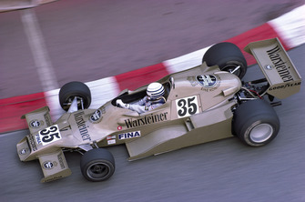 Riccardo Patrese, Arrows FA1 Ford