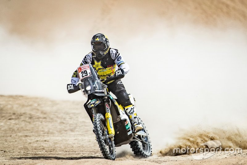 #29 Husqvarna Factory Racing: Ендрю Шорт