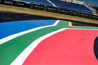 Flagge: Südafrika