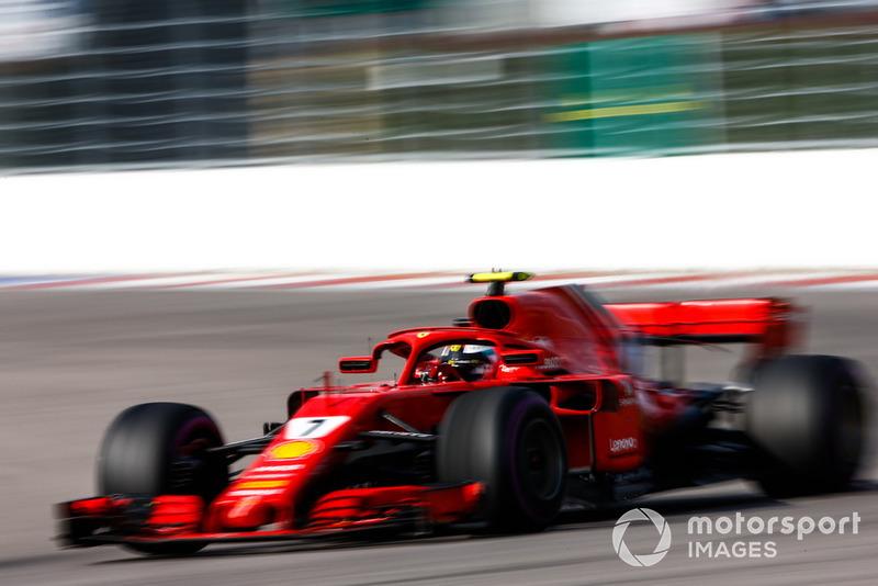4e : Kimi Räikkönen (Ferrari)