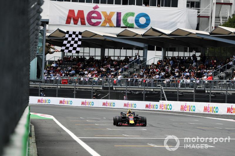 GP de México: Max Verstappen