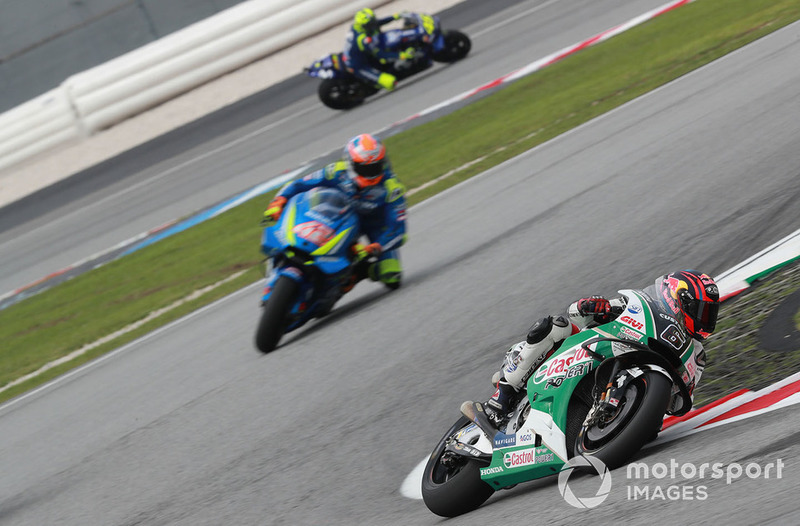 Stefan Bradl, LCR Honda