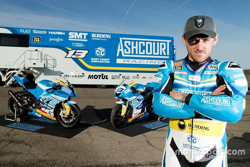 Annuncio Johnston Ashcourt Racing