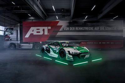 Designpräsentation: Abt-Audi