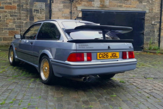 Ford Sierra RS500 Cosworth Wolf