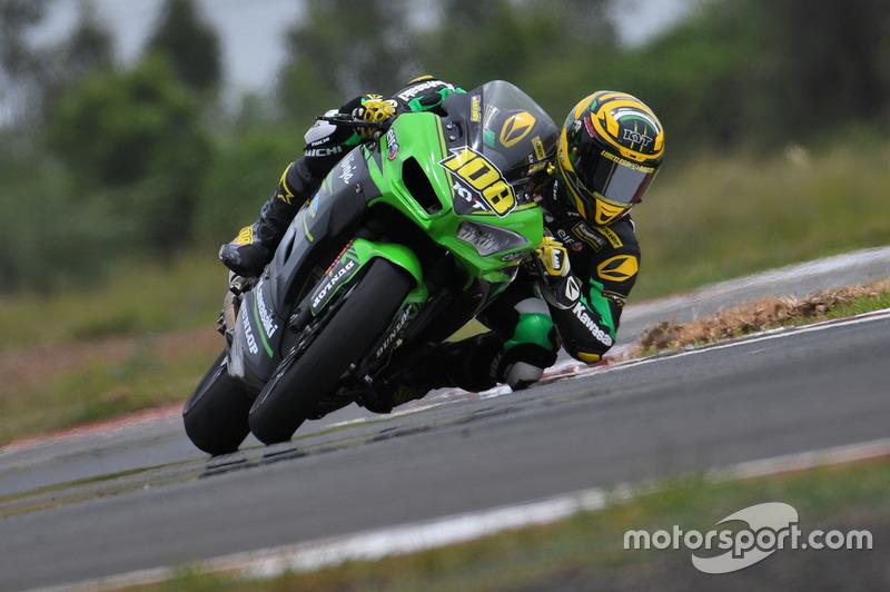 AM Fadly, Manual Tech KYT Kawasaki Racing