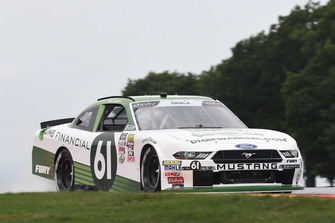 Kaz Grala, Fury Race Cars LLC, Ford Mustang DMB Financial