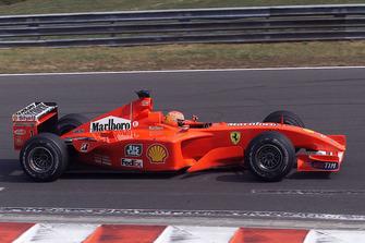 Michael Schumacher, Ferrari F2001
