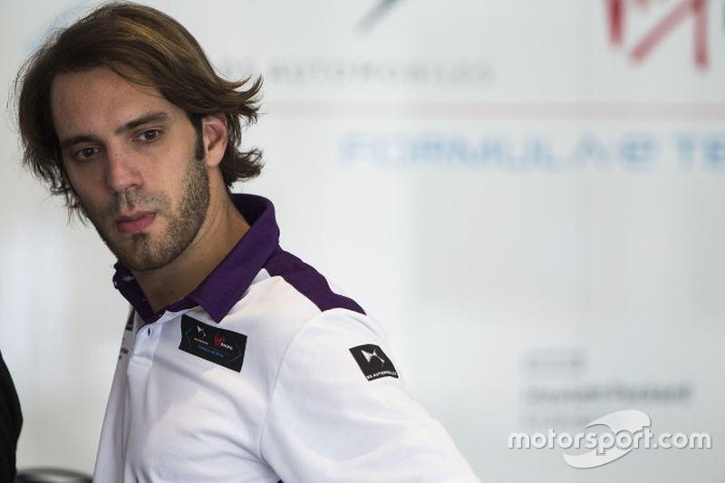 Jean-Éric Vergne, DS Virgin Racing