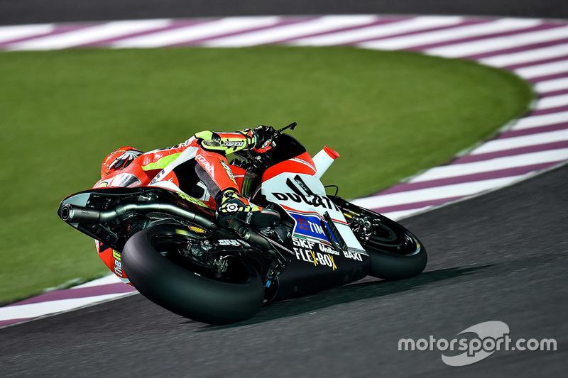 Ducati, para la batalla