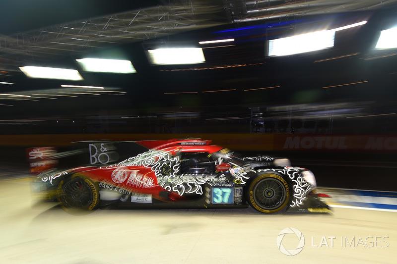 Третье место абсолютного зачета: DC Racing №37