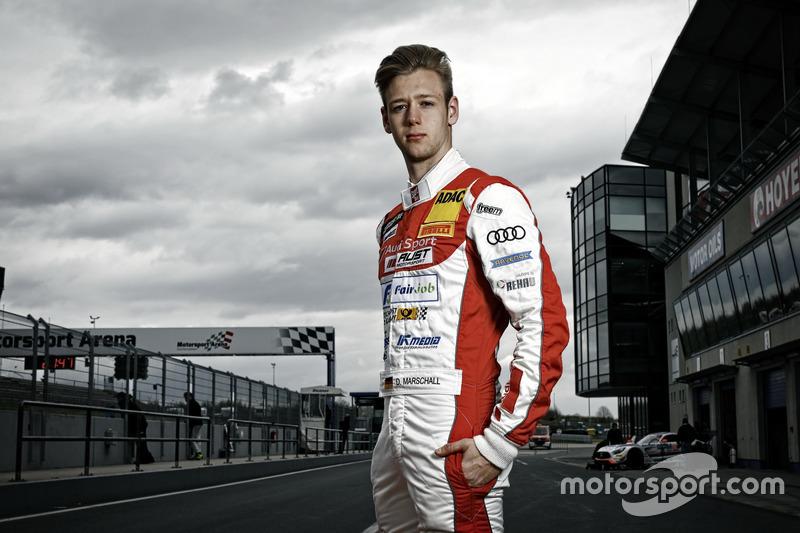 Dennis Marschall, Aust Motorsport