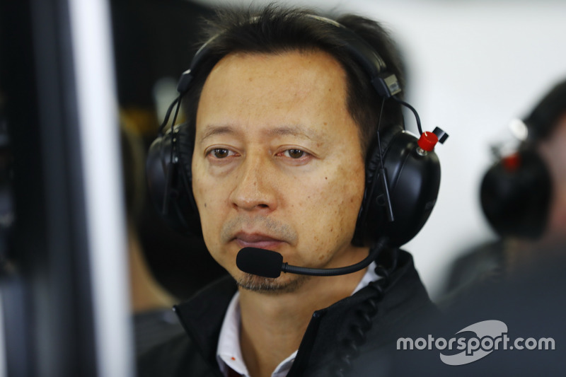 Yusuke Hasegawa, Geschäftsführer, Honda
