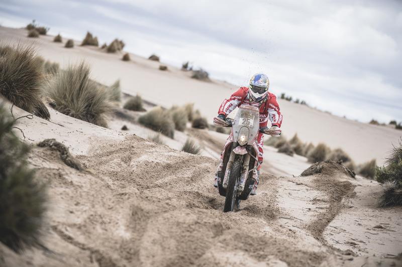 #25 Himoinsa Racing Team KTM: Ivan Cervantes