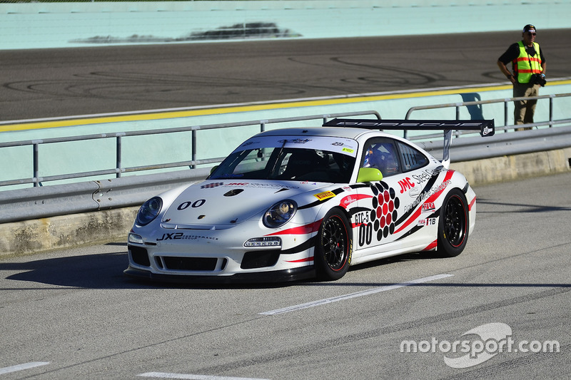 #300 MP2A Porsche GT3 Cup driven by Roman de Angelis & Marco Cirone of De Angelis/6th Gear