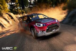 ゲーム『WRC 6』スクリーンショット