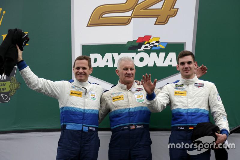 #21 Konrad Motorsport Lamborghini Huracan GT3: Marco Mapelli, Marc Basseng, Luca Stolz, Lance Willsey,