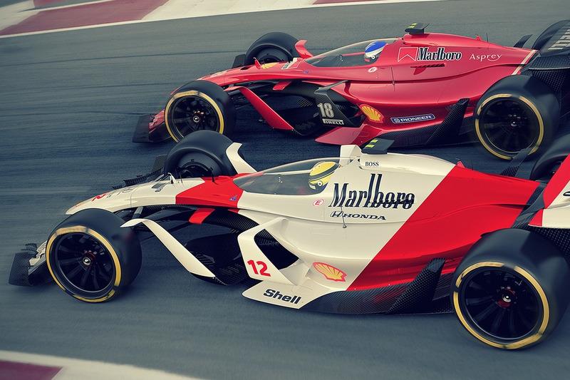 McLaren 2025 і Ferrari 2025