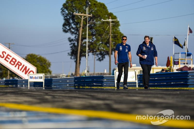 Richard Westbrook, Ford Performance Chip Ganassi Racing