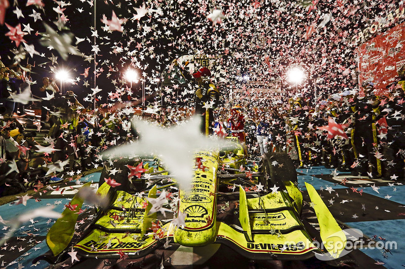 #5: 1. Simon Pagenaud, Team Penske, Chevrolet