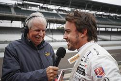 Фернандо Алонсо, Andretti Autosport Honda, Робін Міллер