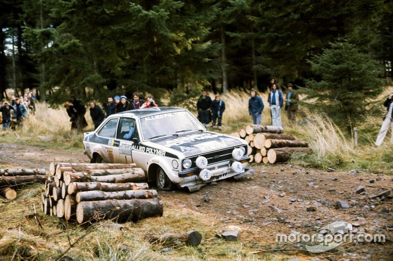 Timo Mäkinen, Henry Liddon, Ford Escort RS1800