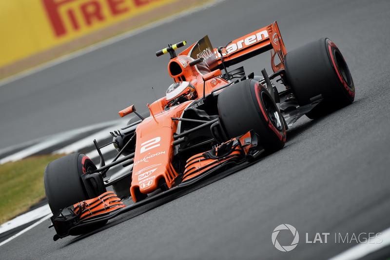 23 місце — Стоффель Вандорн, McLaren — 0