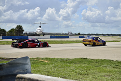 #75 FP1B Ligier LMP3, Charles Wicht, Charles Wicht Racing, #810 MP3B BMW 325, Rhamses Carazo, Carter Fartuch, TLM USA