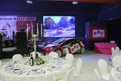 Ford Fiesta R5 di Giandomenico Basso e Lorenzo Granai