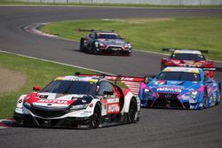 Jenson Button, Daisuke Nakajima, Hidekih Mutoh (#16 MOTUL MUGEN NSX-GT)