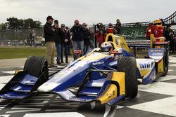1. Alexander Rossi, Curb Herta - Andretti Autosport Honda