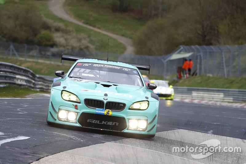 9. #33 Falken Motorsports, BMW M6 GT3