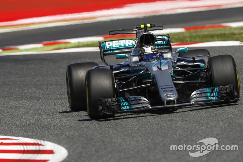 3. Валттері Боттас, Mercedes AMG F1 W08