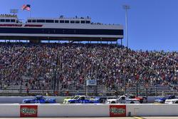 Start: Chase Elliott, GMS Racing, Chevrolet, führt